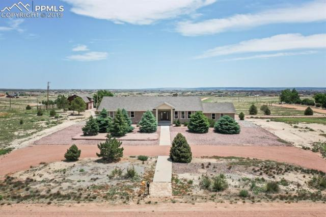 1452 N Wise Drive, Pueblo West, CO 81007 (#9658423) :: The Kibler Group