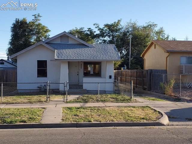 1824 E 10th Street, Pueblo, CO 81001 (#9663354) :: 8z Real Estate