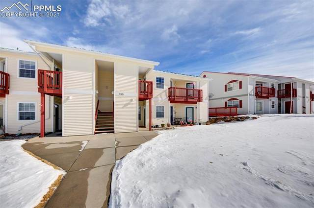 120 Whalen Avenue #34, Cripple Creek, CO 80813 (#9663477) :: The Treasure Davis Team | eXp Realty