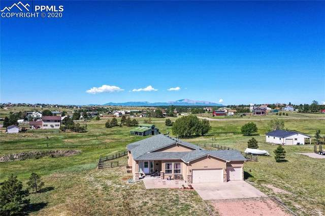 13445 Lariat Circle, Elbert, CO 80106 (#9665200) :: Tommy Daly Home Team