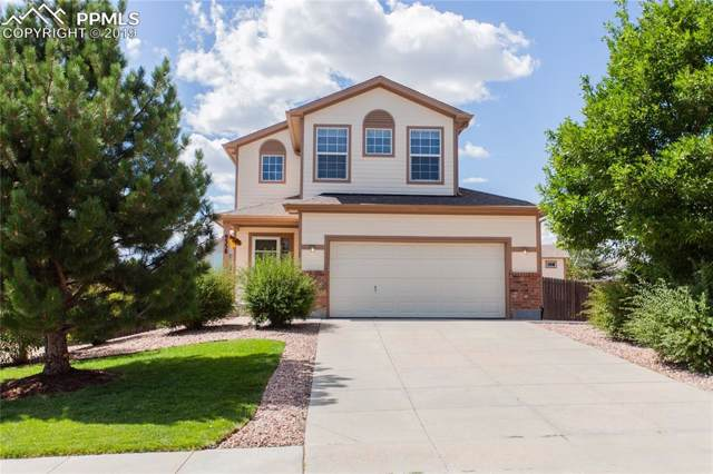 9358 Morfontaine Road, Peyton, CO 80831 (#9666014) :: Action Team Realty