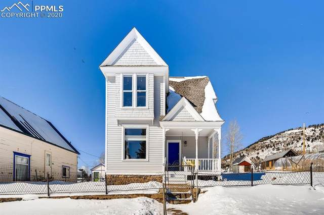 217 S Second Street, Victor, CO 80860 (#9669350) :: Finch & Gable Real Estate Co.