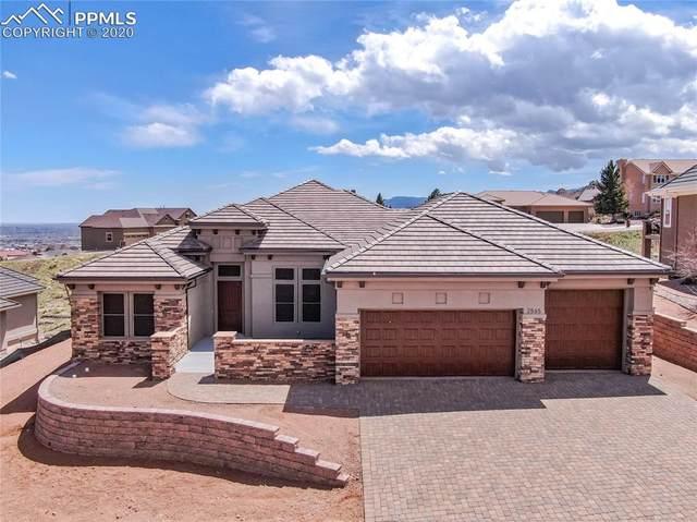 2565 Brogans Bluff Drive, Colorado Springs, CO 80919 (#9670132) :: 8z Real Estate