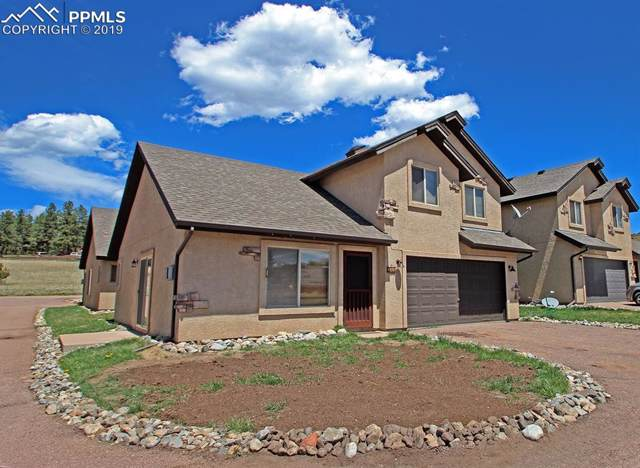 745 Apache Trail, Woodland Park, CO 80863 (#9671458) :: Tommy Daly Home Team