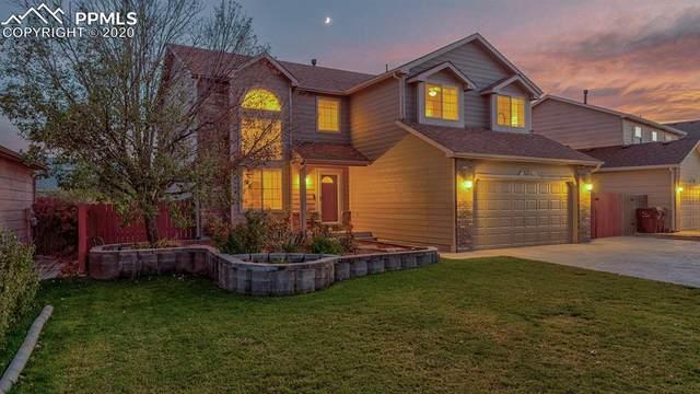 5271 Rondo Way, Colorado Springs, CO 80911 (#9673946) :: The Treasure Davis Team
