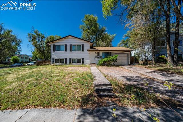 842 S Circle Drive, Colorado Springs, CO 80910 (#9680391) :: Tommy Daly Home Team