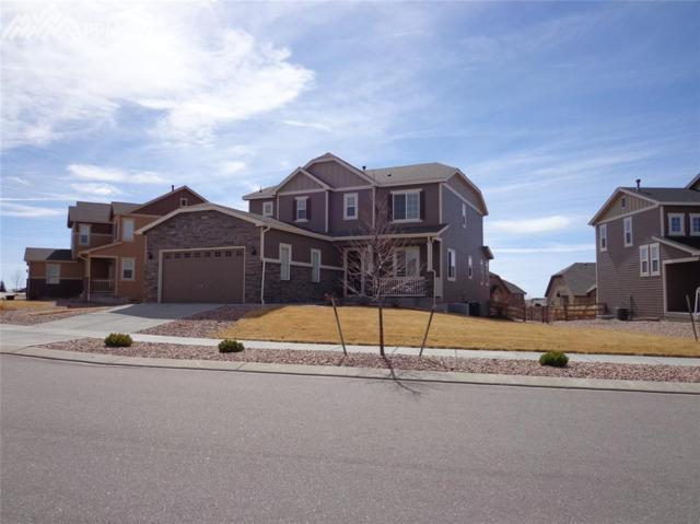 6009 Brave Eagle Drive, Colorado Springs, CO 80924 (#9681026) :: The Peak Properties Group