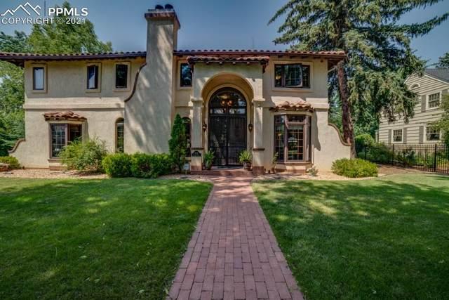 1608 Culebra Place, Colorado Springs, CO 80907 (#9683753) :: Tommy Daly Home Team