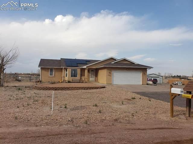 1115 W Mescalero Drive, Pueblo West, CO 81007 (#9684327) :: Re/Max Structure