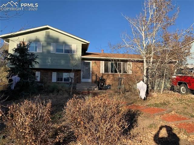 4838 S Splendid Circle, Colorado Springs, CO 80917 (#9684390) :: The Kibler Group