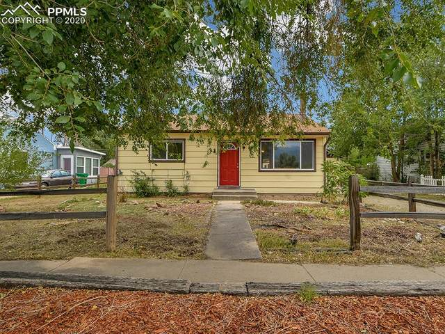 1907 S El Paso Avenue, Colorado Springs, CO 80905 (#9688590) :: The Scott Futa Home Team