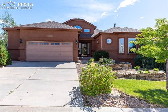 12695 Woodmont Drive, Colorado Springs, CO 80921 (#9689550) :: The Treasure Davis Team