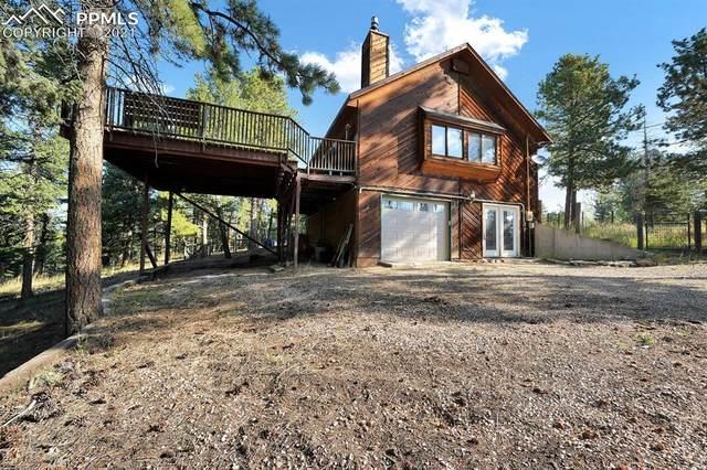 218 Blue Mesa Drive, Divide, CO 80814 (#9689720) :: Symbio Denver