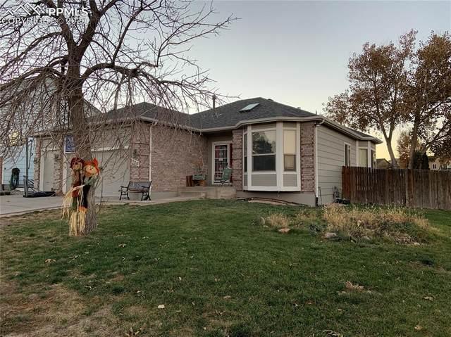 7120 Battle Mountain Road, Colorado Springs, CO 80922 (#9691123) :: 8z Real Estate
