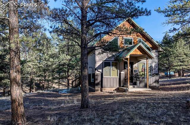 39 Miller Drive, Florissant, CO 80816 (#9691554) :: Action Team Realty