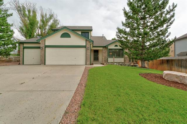174 Westview Drive, Monument, CO 80132 (#9695725) :: 8z Real Estate