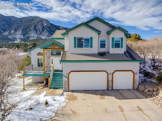 5310 Broadmoor Bluffs Drive, Colorado Springs, CO 80906 (#9695892) :: The Kibler Group