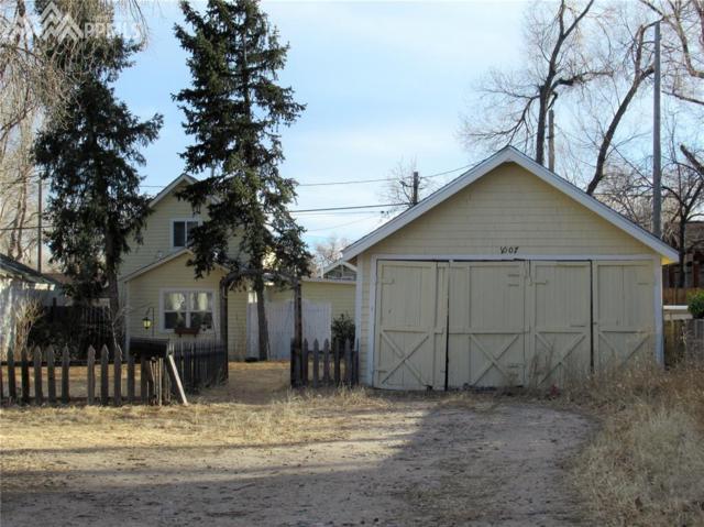 1007 E Boulder Street, Colorado Springs, CO 80903 (#9696056) :: 8z Real Estate