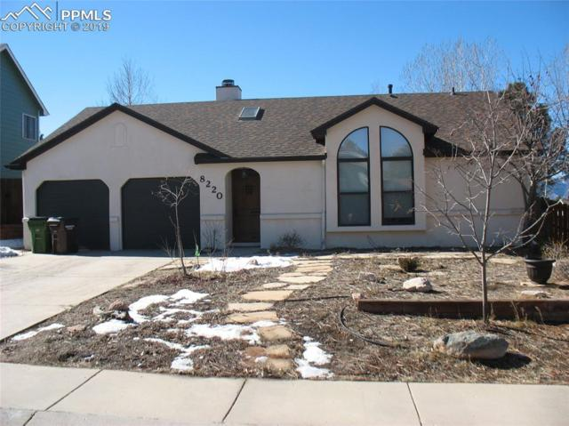 8220 Candleflower Circle, Colorado Springs, CO 80920 (#9699390) :: 8z Real Estate