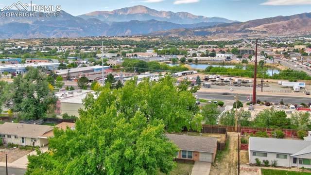 215 Elmwood Drive, Colorado Springs, CO 80907 (#9700349) :: The Daniels Team
