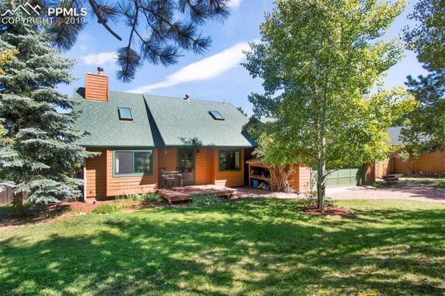 1030 W Bowman Avenue, Woodland Park, CO 80863 (#9700842) :: Tommy Daly Home Team