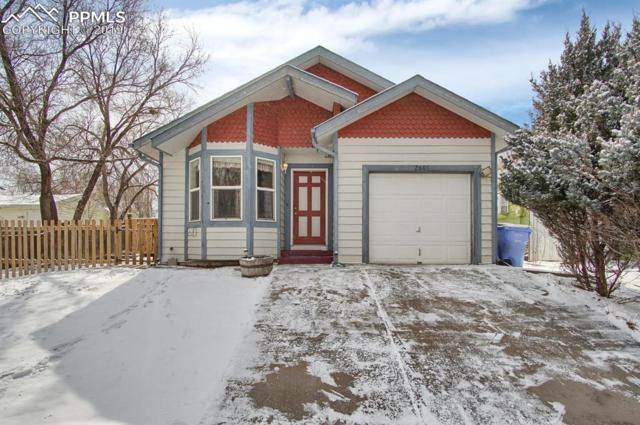 2605 Solar Winds Drive, Colorado Springs, CO 80904 (#9701334) :: The Hunstiger Team