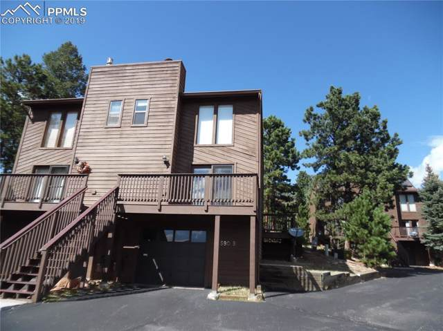590 Greenway Court B, Woodland Park, CO 80863 (#9701362) :: The Peak Properties Group