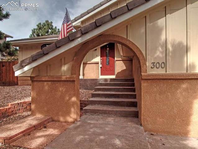 300 Raven Hills Road, Colorado Springs, CO 80919 (#9701665) :: CC Signature Group