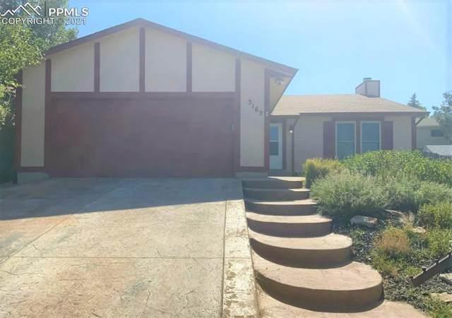 3165 Dublin Boulevard, Colorado Springs, CO 80918 (#9703471) :: CC Signature Group