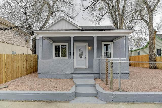 508 W 8th Street, Pueblo, CO 81003 (#9704734) :: Re/Max Structure