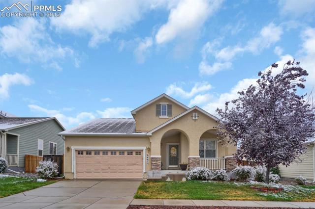 6461 Crystal Mountain Road, Colorado Springs, CO 80923 (#9705733) :: 8z Real Estate