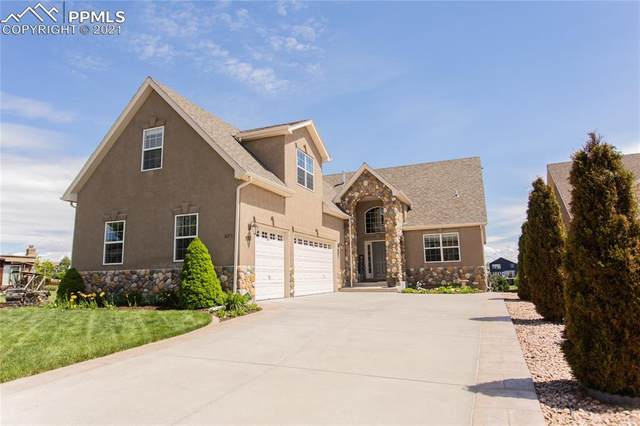 5371 Fossil Butte Drive, Colorado Springs, CO 80923 (#9705942) :: Fisk Team, eXp Realty