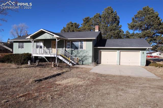 333 8th Street, Calhan, CO 80808 (#9706193) :: The Treasure Davis Team