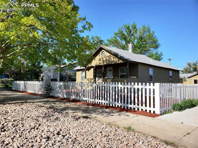 207 N Meade Avenue, Colorado Springs, CO 80909 (#9706566) :: The Gold Medal Team with RE/MAX Properties, Inc