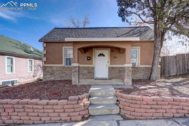 311 S Institute Street, Colorado Springs, CO 80903 (#9714879) :: 8z Real Estate