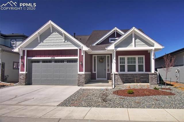 11535 Spectacular Bid Circle, Colorado Springs, CO 80921 (#9714886) :: Finch & Gable Real Estate Co.