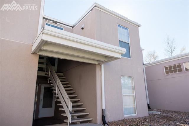 3440 Parkmoor Village Street U, Colorado Springs, CO 80917 (#9714949) :: The Treasure Davis Team