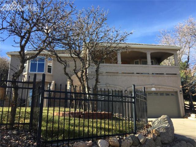 5115 Broadmoor Bluffs Drive, Colorado Springs, CO 80906 (#9715867) :: The Hunstiger Team
