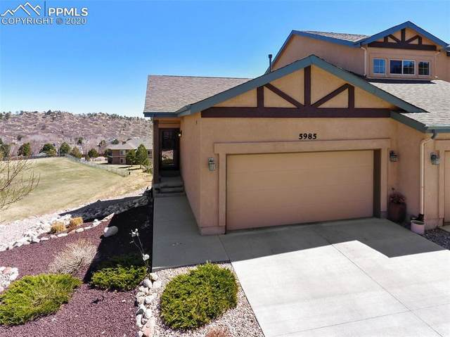 5985 Canyon Reserve Heights, Colorado Springs, CO 80919 (#9716323) :: The Daniels Team