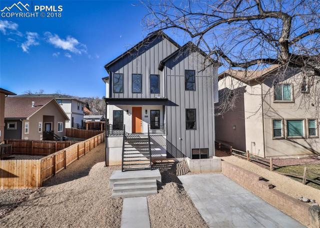 726-728 N Walnut Street, Colorado Springs, CO 80905 (#9718427) :: The Hunstiger Team