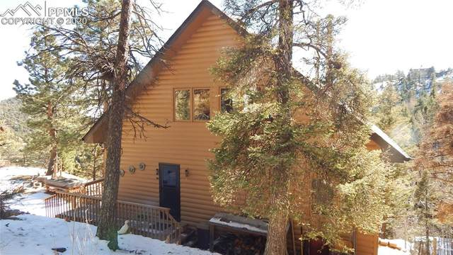 6160 Coffee Pot Road, Manitou Springs, CO 80829 (#9719916) :: The Kibler Group