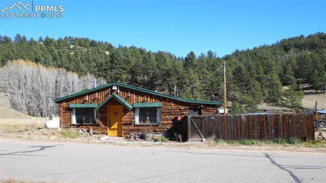 130 Main Street, Guffey, CO 80820 (#9721911) :: The Treasure Davis Team