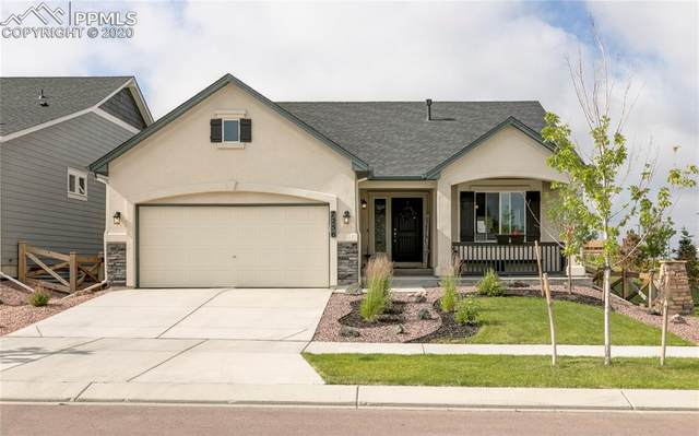 7256 Rim Bluff Lane, Colorado Springs, CO 80927 (#9723861) :: 8z Real Estate