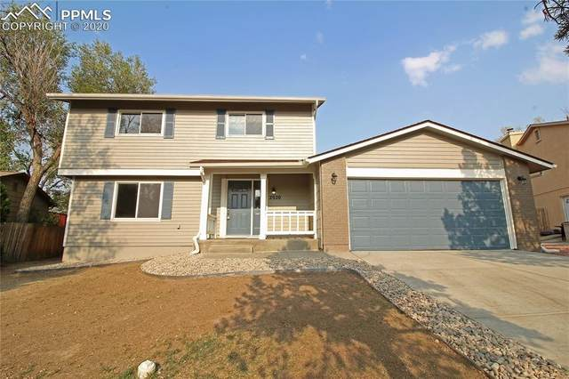 2920 Westcliff Circle, Colorado Springs, CO 80906 (#9726607) :: Action Team Realty