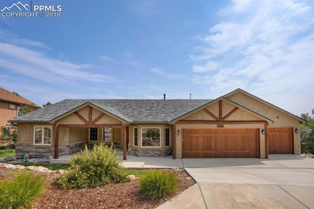 240 Balmoral Way, Colorado Springs, CO 80906 (#9727692) :: Harling Real Estate