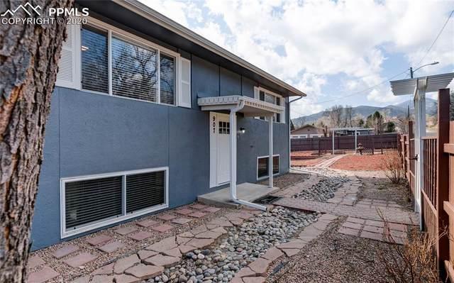 907 S Twenty Sixth Street, Colorado Springs, CO 80904 (#9730417) :: The Treasure Davis Team