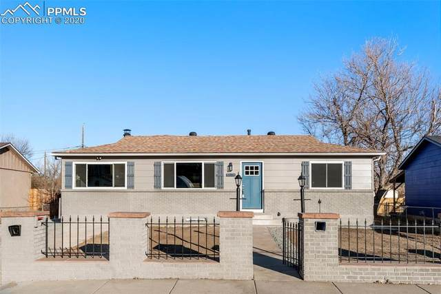 1121 Livingston Avenue, Colorado Springs, CO 80906 (#9735421) :: The Dixon Group