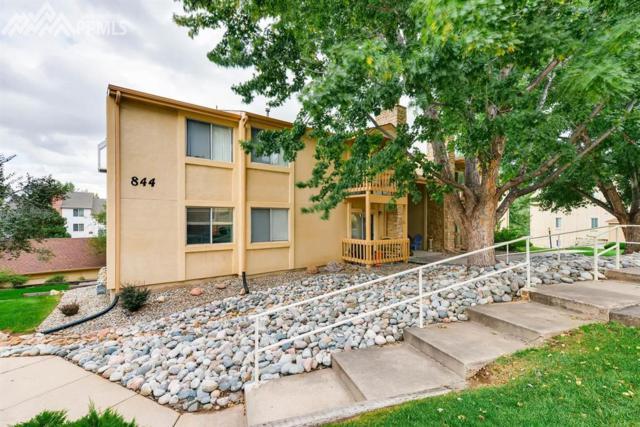 844 Tenderfoot Hill Road #101, Colorado Springs, CO 80906 (#9738829) :: 8z Real Estate