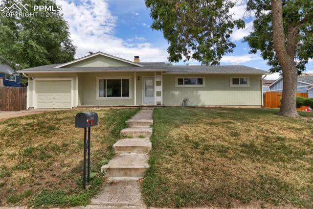 1013 Evergreen Drive, Colorado Springs, CO 80911 (#9740631) :: HomePopper
