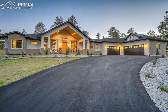 5225 Saxton Hollow Road, Colorado Springs, CO 80908 (#9743637) :: CC Signature Group